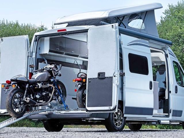 Citroën Jumper Biker Solution: Ein Wohnmobil für Motorradfahrer