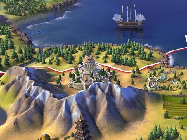 Civilization 6: Zivilisationspaket (DLC): Indonesien mit Anführerin Gitarja