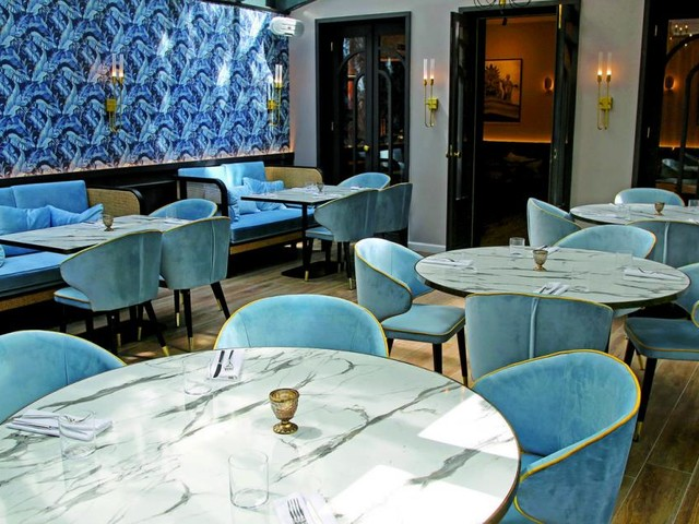 Florian Holzers Restauranttest: Der Grieche