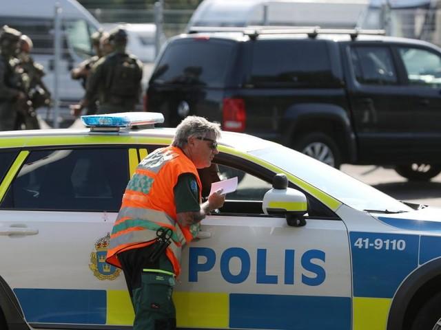 Mehrere Verletzte bei mutmaßlichen Schüssen in Schweden