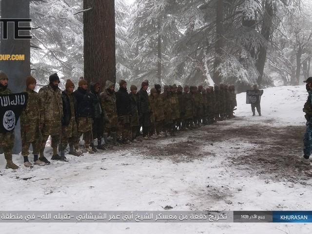 Afghanistan entwickelt sich zur neuen Hochburg des IS