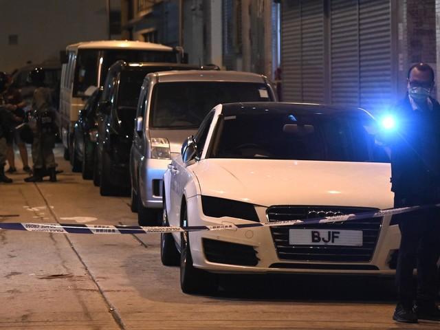 Hongkong: Aktivist wurde offenbar mit Hammer niedergeschlagen