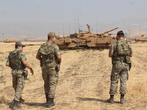 Türkei erwägt Intervention in Syrien und dem Irak