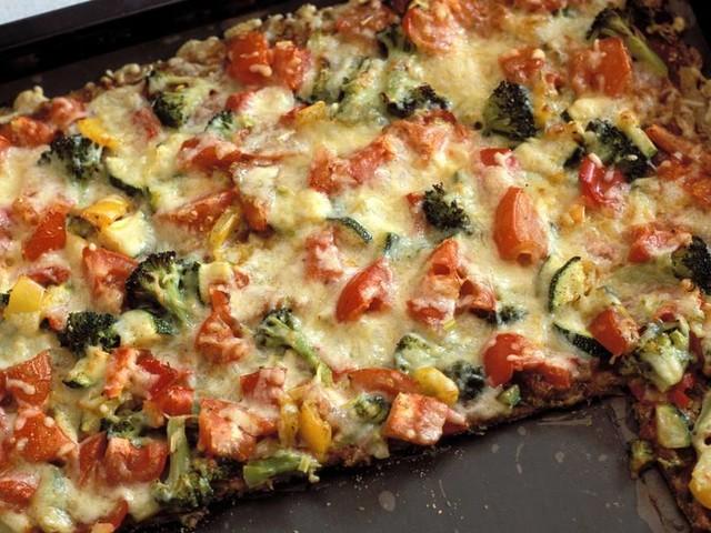 Kaum zu glauben: Diese schnell gemachte Pizza ist ein echter Schlankmacher