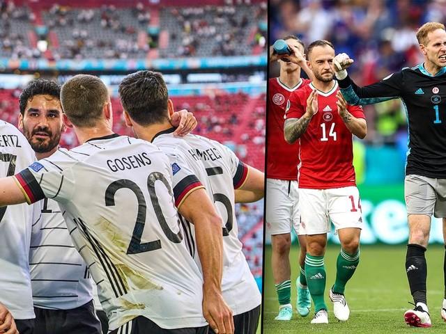 EM 2021: Deutschland gegen Ungarn live im TV und Online-Stream sehen