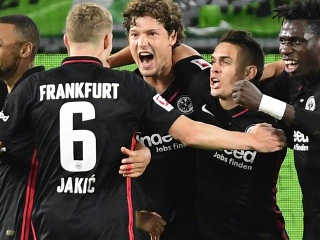 1:1 beim VfL Wolfsburg: Eintracht findet langsam in die Saison