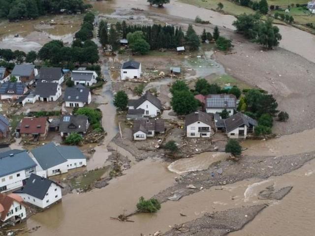 Studie: Klimawandel macht Hochwasser wahrscheinlicher