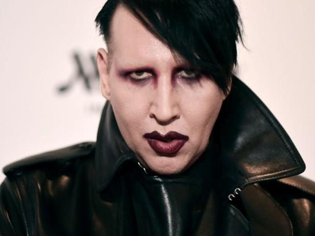 US-Schockrocker: Polizei: Haftbefehl gegen Marilyn Manson nach Auftritt 2019