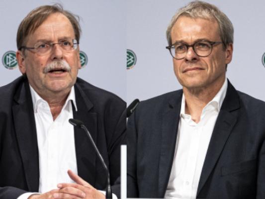 """DFB-Präsidenten-Streit: Peter Peters ärgert sich über """"Spiegel""""-Interview von Rainer Koch."""
