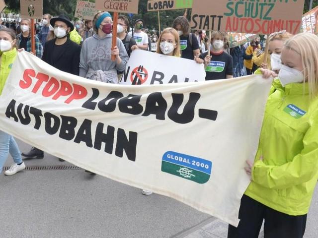 Bürger Widerstand – vom Sternwartepark bis in die Lobau