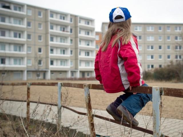 Kinderarmut ist in Deutschland ein Dauerzustand