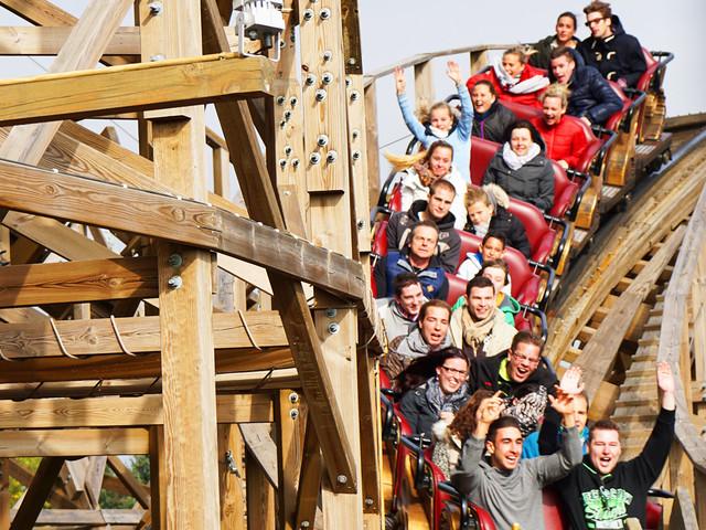 Neuer Freizeitpark Majaland Kownaty in Polen plant Holzachterbahn