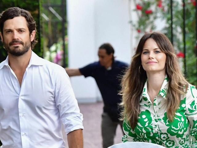 Prinz Carl Philip + Prinzessin Sofia: Prinz Julians Taufe findet ohne beliebte Tradition statt