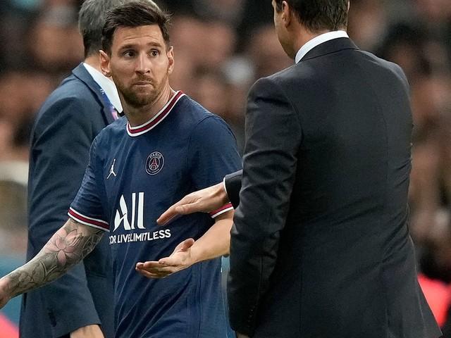 Ligue 1: Debatte um Messi-Auswechslung - PSG-Coach: Ich entscheide