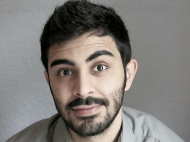 """Flüchtlingsblogger Sherwan: """"Danke, dass ich zu Wort kommen durfte!"""""""