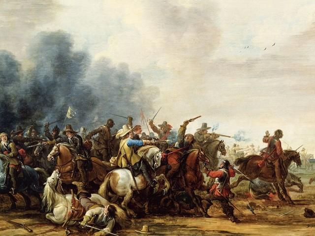 Egon Friedell: Der Dreißigjährige Krieg in nur einem Satz