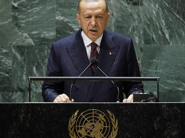 Erdogan beklagt schlechten Start mit US-Präsident Biden