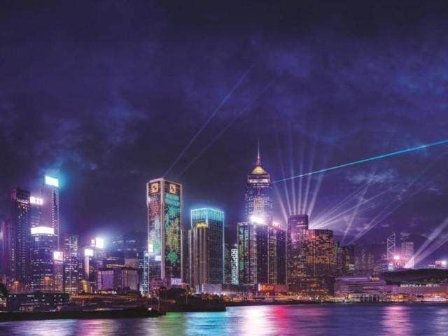 Drachen vor Hochhäusern: Darum ist die Metropole Hongkong einen Besuch wert