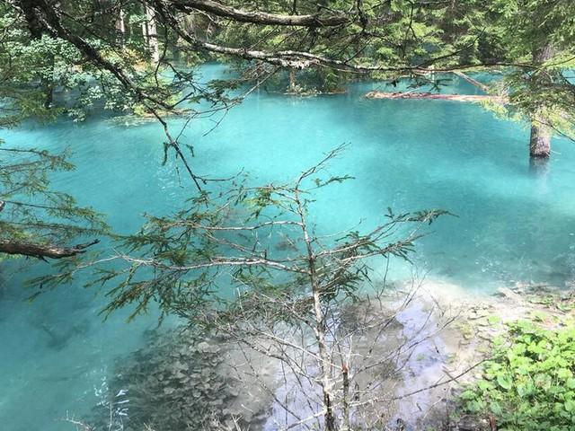 Unwetter schaffen zwei neue Seen im Salzburger Land