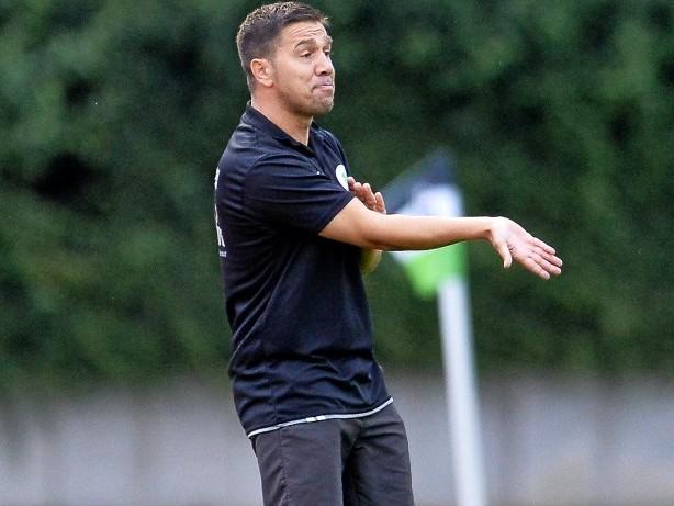 """Fußball: RWO-Trainer Terranova mit Hälfte zwei """"sehr einverstanden"""""""