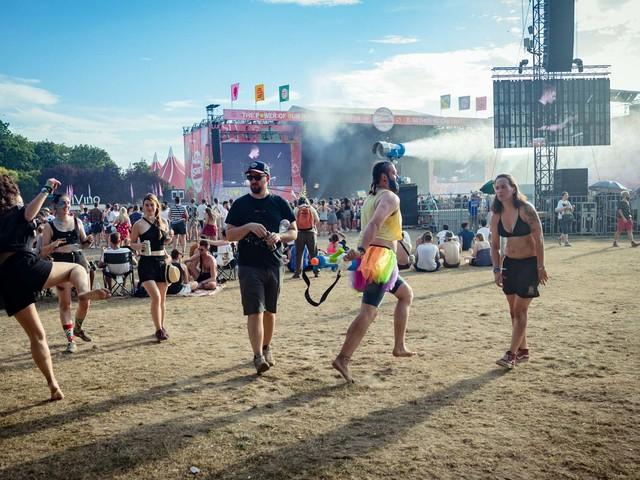 """Sziget Festival 2019: So war es auf Ungarns """"Insel der Freiheit"""" mit The National, Wanda und Post Malone"""