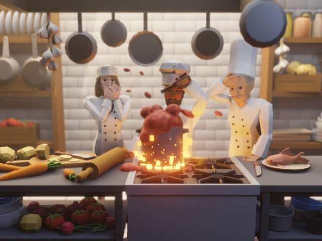 Recipe for Disaster: Early-Access-Termin der Restaurant-Management-Simulation steht fest