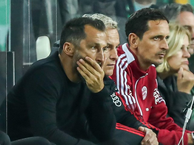 """Kollektiver Blackout"": Salihamidzic macht Bayern-Pleite ratlos"