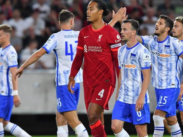 Bundesliga: 4:3! Jovetic glänzt bei van-Dijk-Comeback - Sorgen um Ascacibar