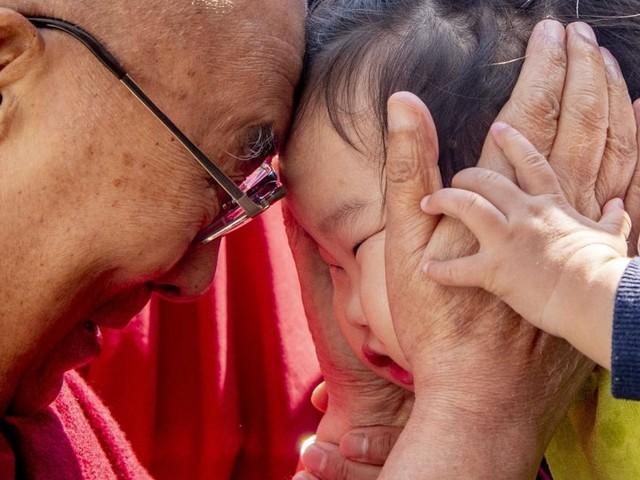 """Dalai Lama: Ein altersloser """"Ozean der Weisheit"""""""