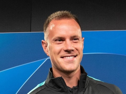 Barça-Keepe: Marc-André ter Stegen erstmals Vater geworden