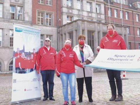 Special Olympics Schleswig-Holstein Landesspiele 2021 finden in Kiel statt