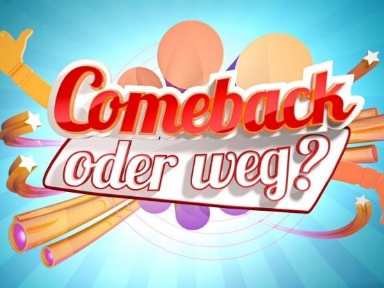 """""""Comeback oder weg?"""" nochmal sehen: Wiederholung der Sendung im TV und online"""
