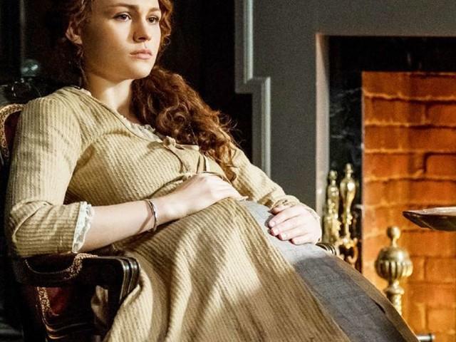 """""""Outlander"""" Staffel 5: Brianna hat mit großer Belastung zu kämpfen"""