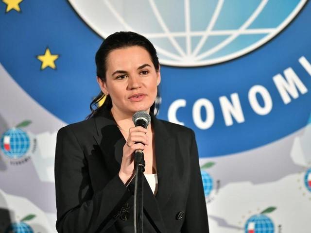 Oppositionsführerin in Brüssel: Konflikt in Belarus - Kritik an EU-Empfang für Tichanowskaja