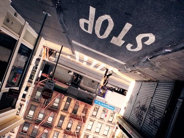 """""""VORTEX // NYC"""" – Ein faszinierender Spaziergang durch den Big Apple"""
