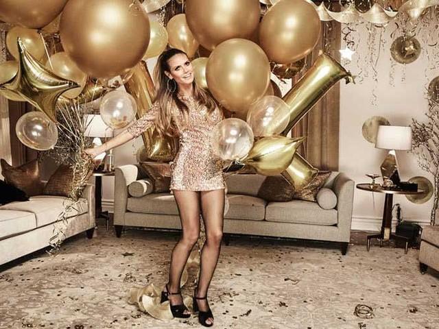 Lidl bestätigt zweite Kollektion mit Heidi Klum
