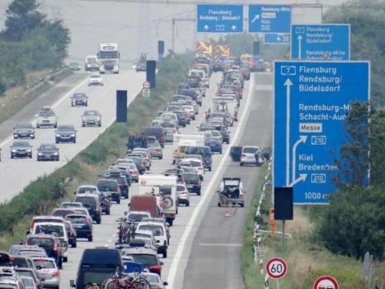 Achtung, Stau! Hier sorgen Winterferien für volle Autobahnen