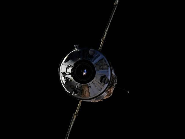 Schwere Fehlfunktion: Russisches Forschungsmodul dreht ISS nach Andockmanöver