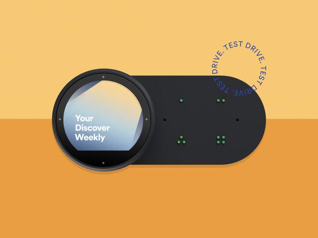Spotify bastelt an sprachgesteuerter Hardware fürs Auto