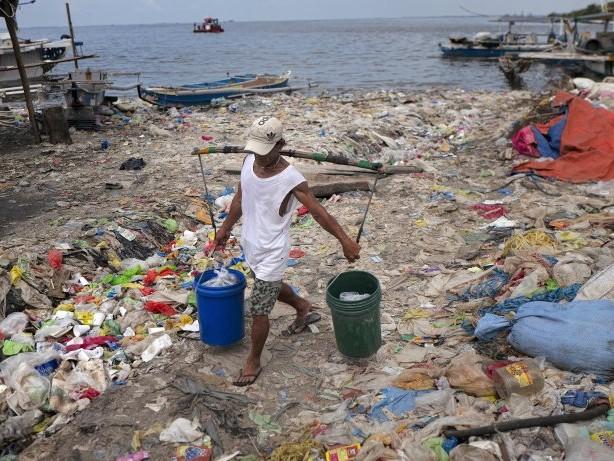"""Umwelt: """"Earth Day"""" widmet sich dem Kampf gegen den Plastikmüll"""