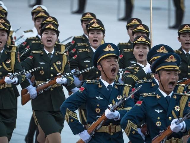 Die Angst vor einem Krieg zwischen China und den USA wächst