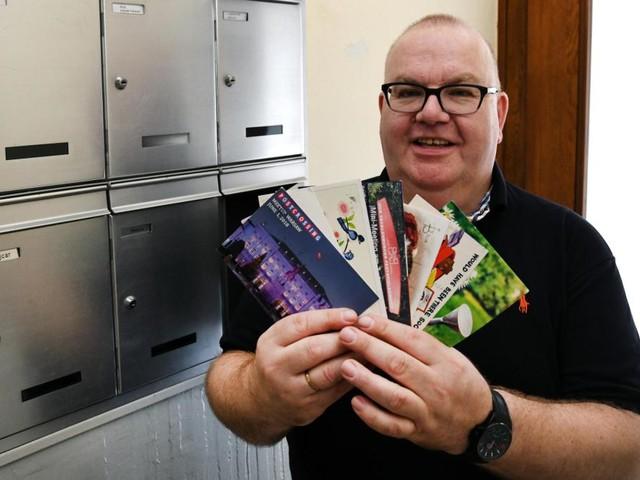 Sehnsucht nach Postkarten-Grüßen von Fremden