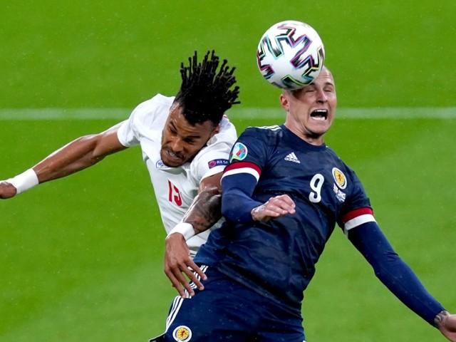 """0:0 gegen England: Schottland erkämpft einen Punkt im """"Battle of Britain"""""""