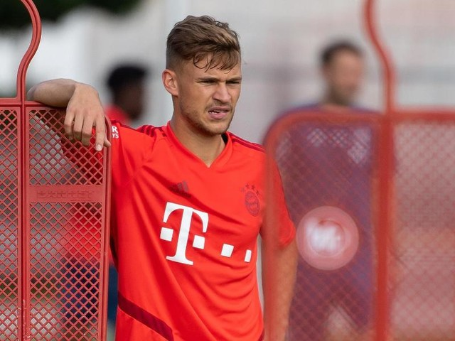 Bayern-Profi: Kimmich durch frühere Ablehnung in Stuttgart motiviert