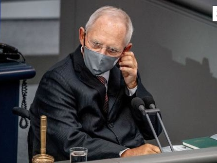 Schäuble: Bundestag war jederzeit entscheidungsfähig