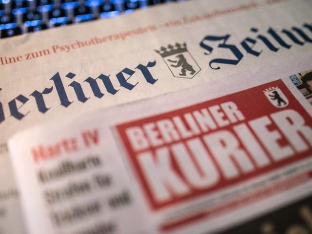 """Medienkonzern: DuMont verkauft """"Berliner Zeitung"""" und """"Berliner Kurier"""""""