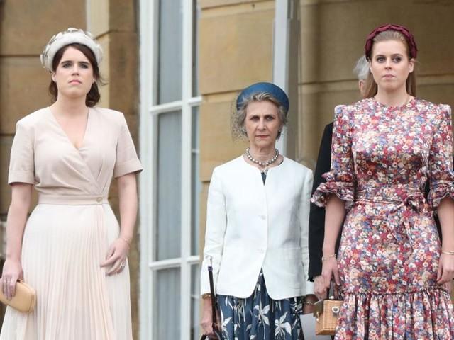 Wie Prinz Charles Karriere von Eugenie und Beatrice sabotierte