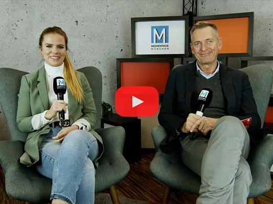 """""""Das Treffen vor Ort ist das Wichtigste"""": Wie die Medientage München Digital- und Online-Event verbinden."""