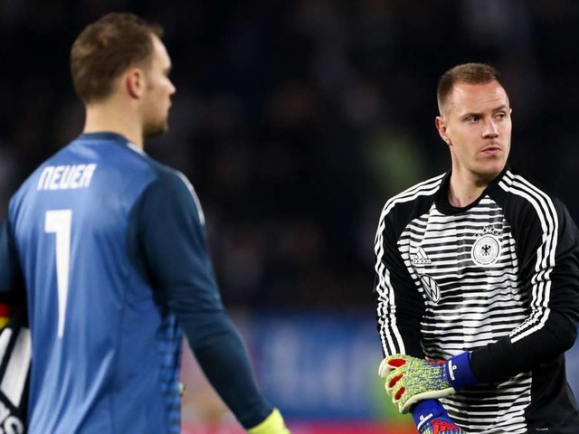 """Wer ist Deutschlands Nummer eins? Ter Stegen kontert Hoeneß-Attacke: """"Fand' ich semi-lustig"""""""