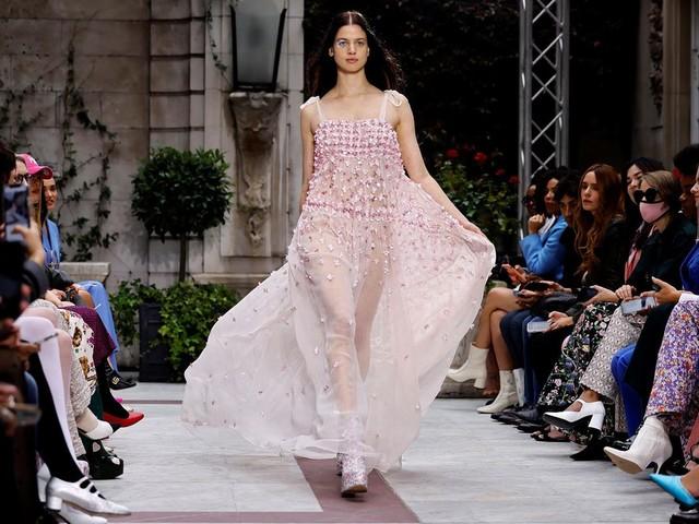 London Fashion Week: Die schönsten Trends vom Laufsteg